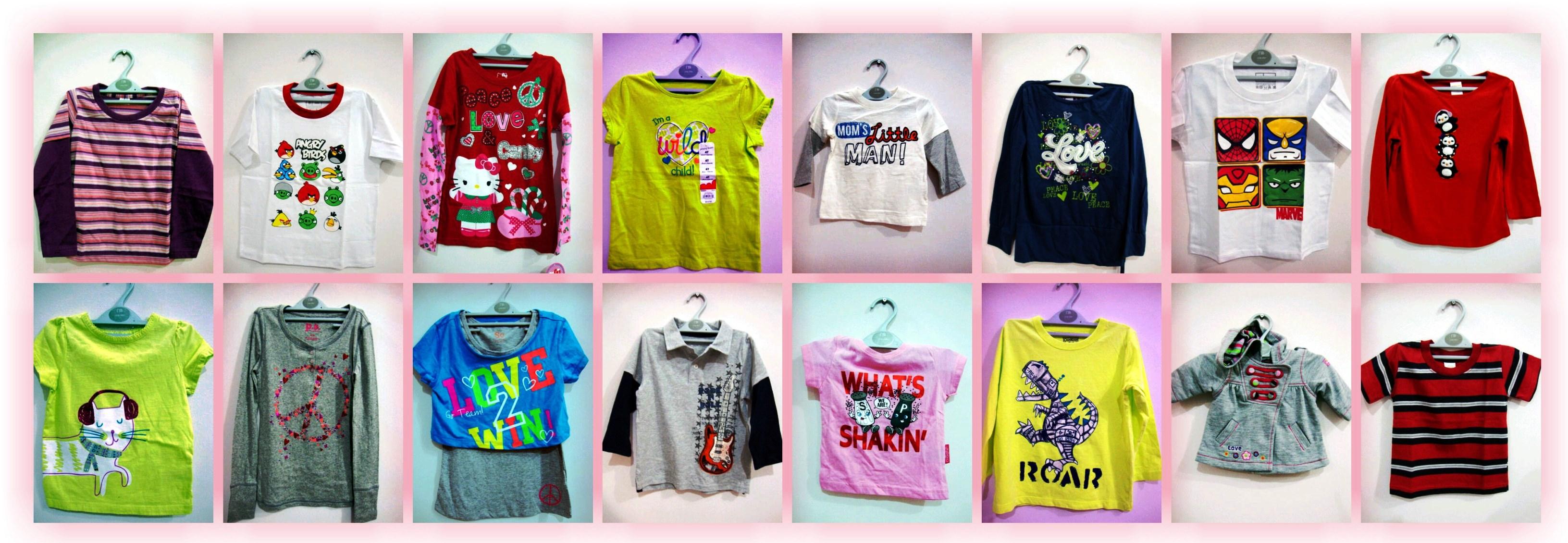 Distributor Baju Anak Murah Meriah