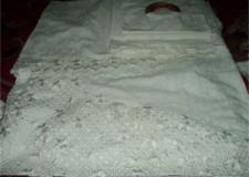 mukenan bahan katun jepang dengan bordiran