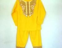baju-koko-anak-bahan-kaos-kuning
