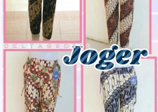 Sentra Kulakan Celana Jogger Wanita Dewasa Murah Surabaya