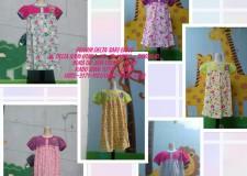 Sentra Kulakan Dress V3 Karakter Anak Perempuan Murah