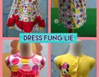 Kulakan Dress Fung Lie Anak Perempuan Murah Surabaya