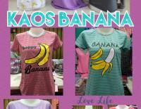 Produsen Kaos Banana Dewasa Murah Surabaya