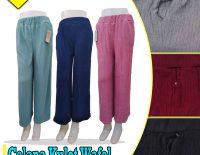 Grosir Celana Kulot Wafle Murah 31ribuan
