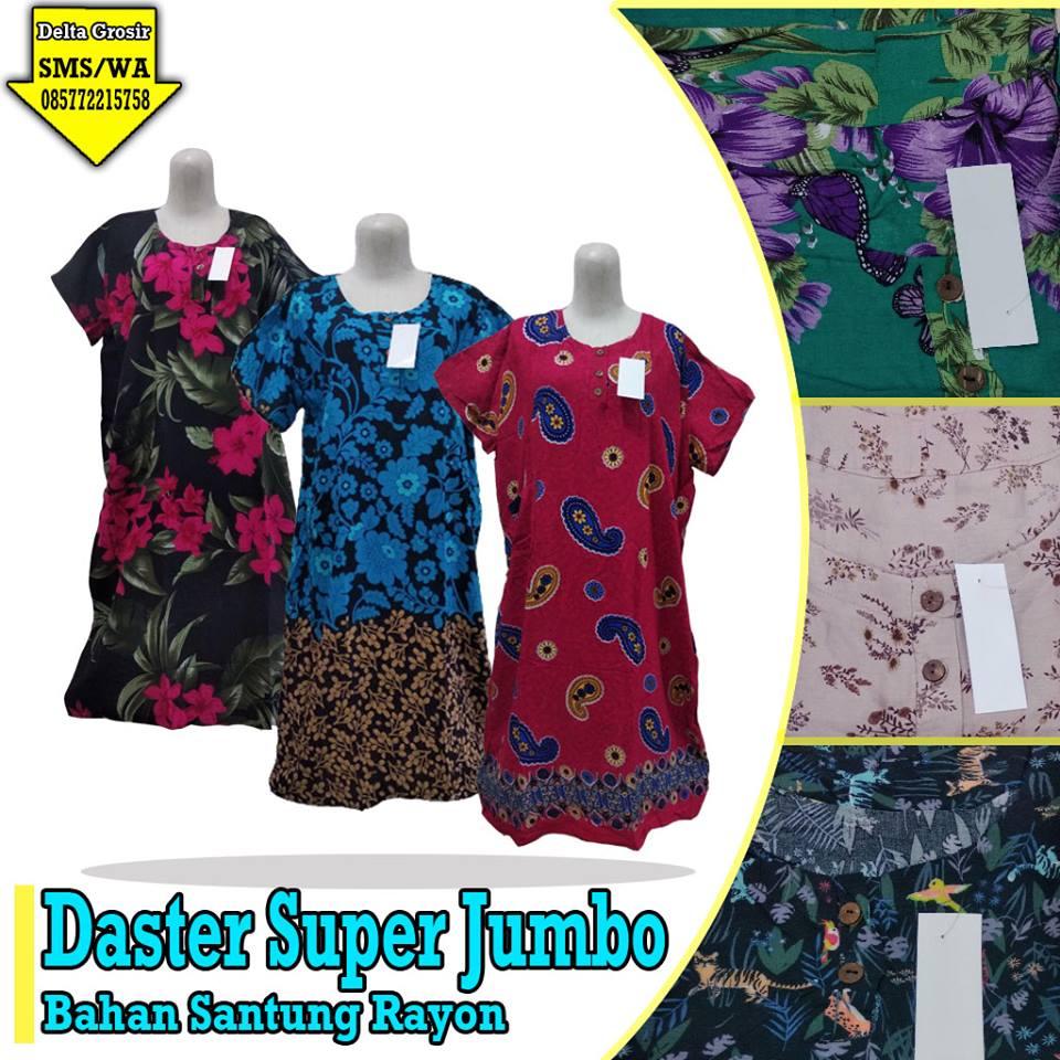 Grosir Daster Super Jumbo Murah di Surabaya