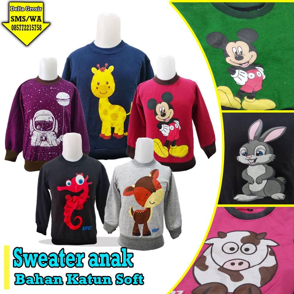 Pabrik Sweater Anak Terbaru Murah di Surabaya