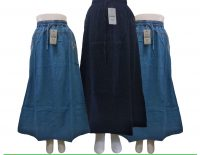 Pabrik Rok Jeans Dewasa Murah di Surabaya