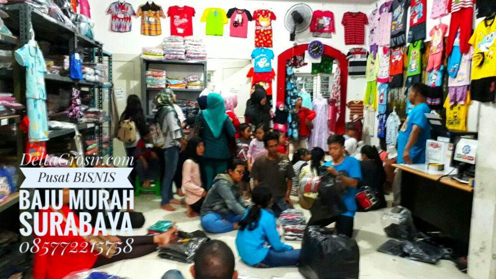 Kulakan Baju Surabaya